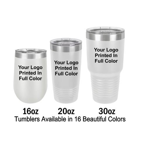 Custom Logo Tumblers
