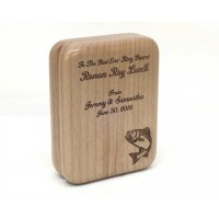 Personalized Fishing Lure Box