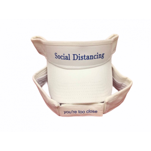 Social Distancing Visors
