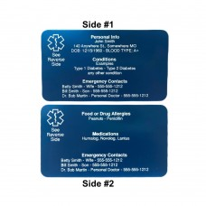 Medical ID Tags