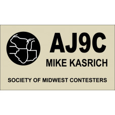 Society of Midwest Contesters Club Badges